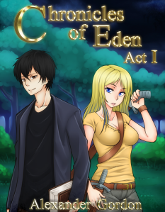 Chronicles of Eden - Act I Cover