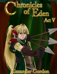 Chronicles of Eden - Act V Cover