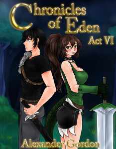 Chronicles of Eden - Act VI Cover